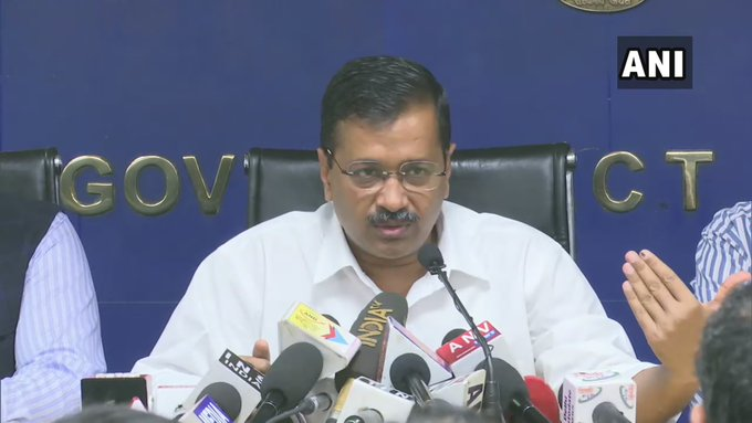 Delhi restaurants to close till March 31, food takeaway/delivery to continue: kejriwal