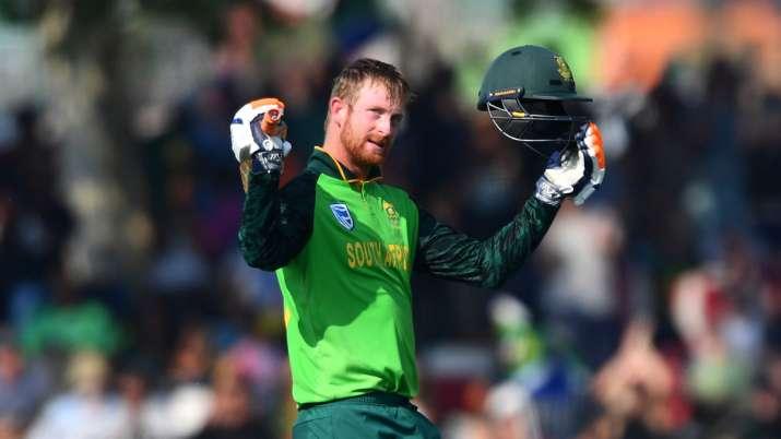 1st ODI: Ton-up Heinrich Klaasen powers South Africa to 74-run over Australia