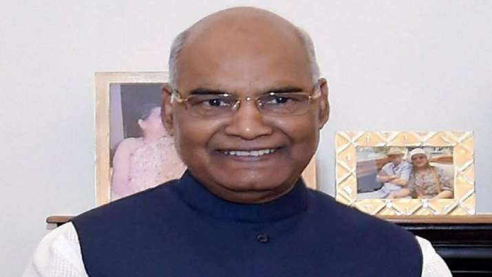 President Ram Nath Kovind arrives in Chhattisgarh on two-day visit