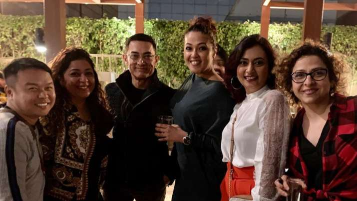 It's a wrap for Chandigarh schedule of Aamir Khan's Laal Singh Chaddha