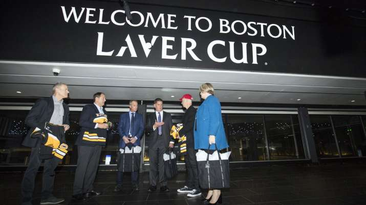 Laver Cup will now be held at TD Garden in Boston from
