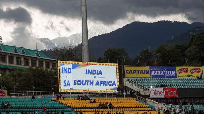India vs South Africa 1st ODI, Live Cricket Scor