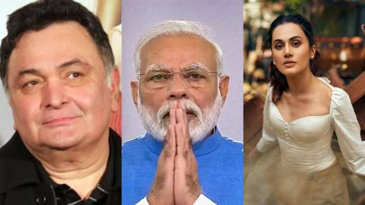 PM Modi announces 21 days lockdown: Amitabh Bachchan, Rishi Kapoor and other B'Town celebs give thum