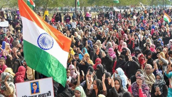 Bengaluru anti-CAA protest continues amid COVID-19 fears