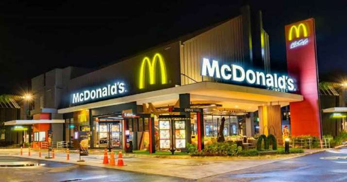 McDonald's introduces contactless delivery to reduce risk of coronavirus spread