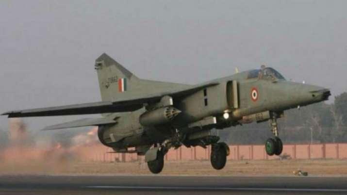 IAF officer chased in Jodhpur