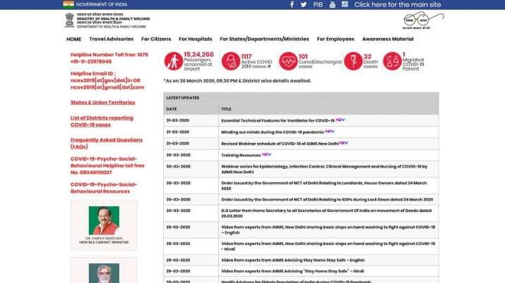 India Tv - coronavirus, covid, covid 19, covid-19, coronavirus dashboard, track coronavirus in india, how to tr