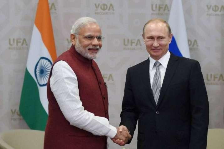 PM Modi talks to Putin about coronavirus pandemic