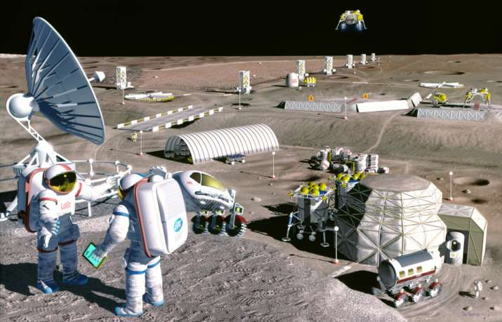 Coronavirus outbreak has delayed NASA's ambitious Back to Moon mission 2024 programme.