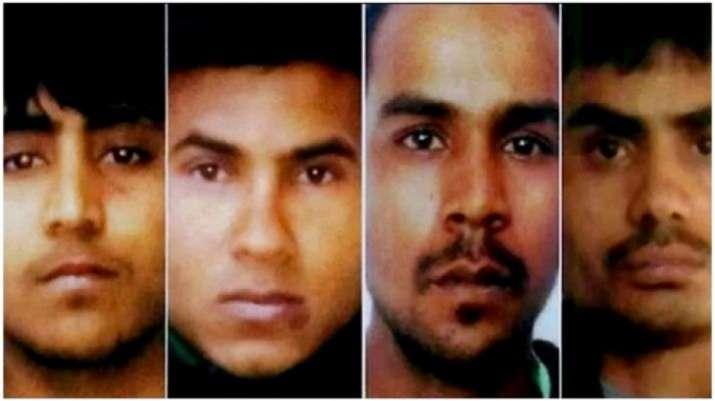 nirbhaya case convicts hanged