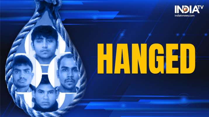 Nirbhaya case: In a first, four convicts hanged together in