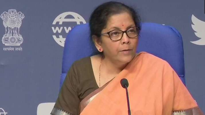 Govt to pay 24% EPF for companies with less than 100 workers for next 3 months: Sitharaman