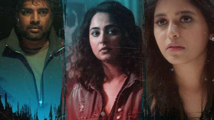 Anushka Shetty and R. Madhavan's Nishabdham trailer will give you goosebumps