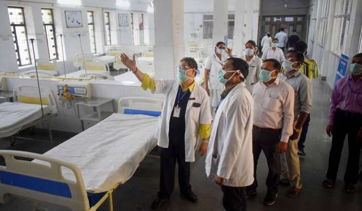 India's largest COVID-19 centric hospital with 1,000 beds to be set up in Odisha