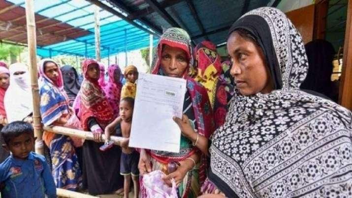NRC, Assam, NRC authority, Rejection slips