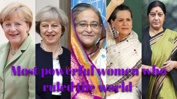5 most powerful women who ruled the world