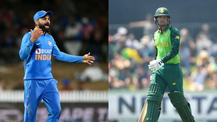 1st ODI: Weather forecast in Dharamsala and Predicted Playing XI of India vs South Africa