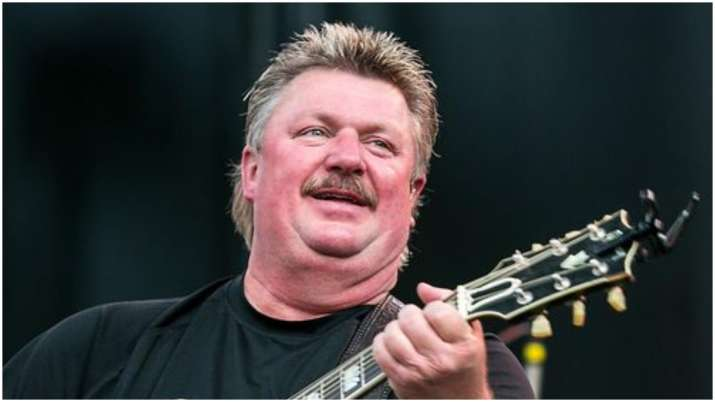 American country singer Joe Diffie tests positive for coronavirus