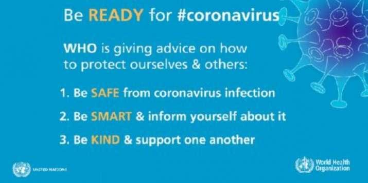 Myths and the truth: Coronavirus disease advice for the