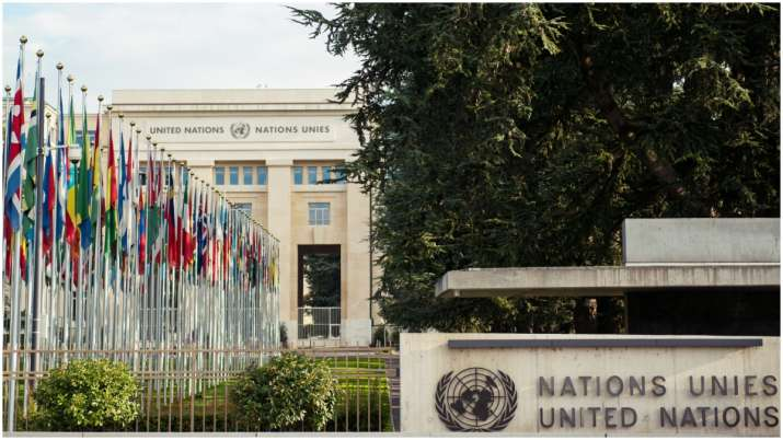 un geneva office shuts down after staff member tests