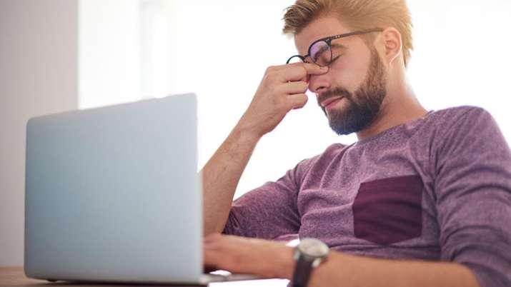 Heavy stress may shorten our life expectancy