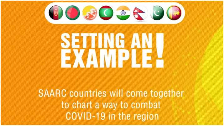 SAARC video conference on coronavirus to begin at 5:00 pm | Live Updates