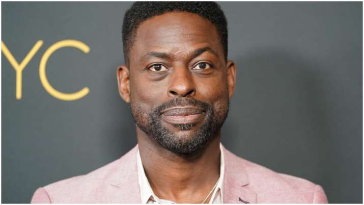 Sterling K. Brown takes online therapy amid coronavirus outbreak