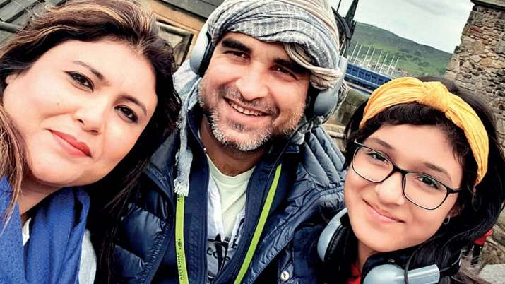 Pankaj Tripathi cooks for daughter Aashi, takes her out for cycling during self-quarantine
