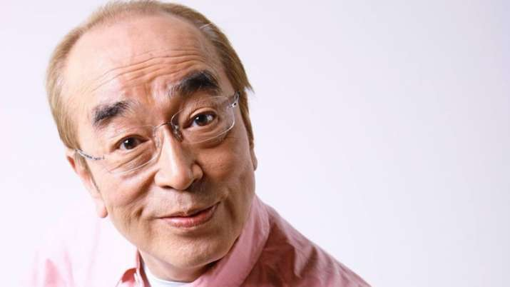 Japanese comedian Ken Shimura tests positive for coronavirus