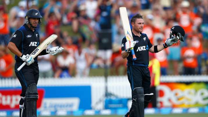 'We aren't best friends': Brendon McCullum breaks silence on fallout with Ross Taylor