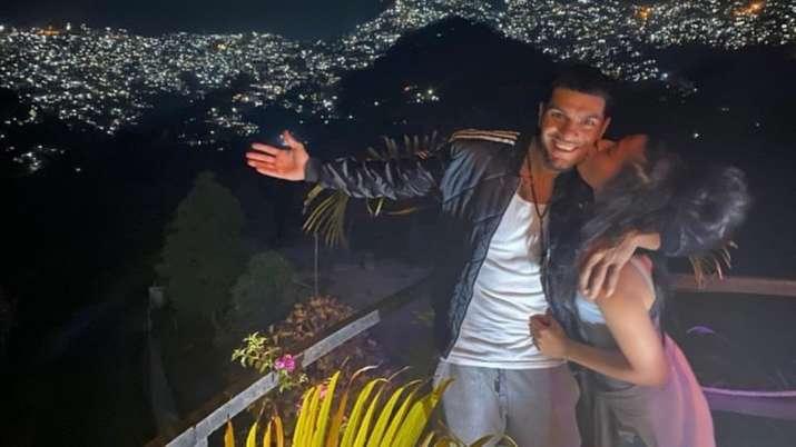 Tiger Shroff's sister Krishna returns home after romantic Mizoram vacation with boyfriend Eban