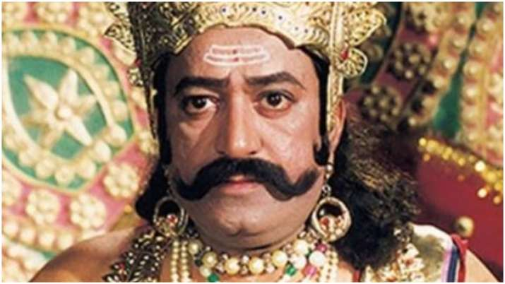 'Raavan' Arvind Trivedi is nostalic watching 'Ramayan'