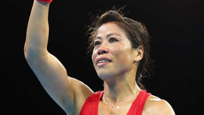 Main aim is to win an Olympic medal of different colour in Tokyo: Mary Kom