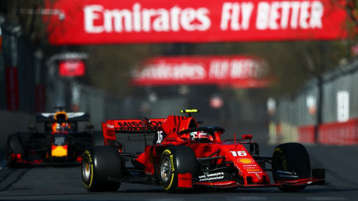 Coronavirus impact: Azerbaijan GP called-off; no F1 race until mid-June at the earliest