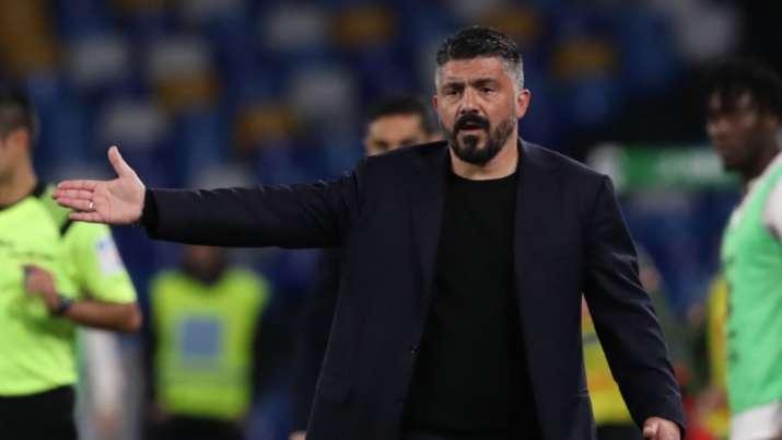 Italian club Napoli FC suspends training due to COVID-19