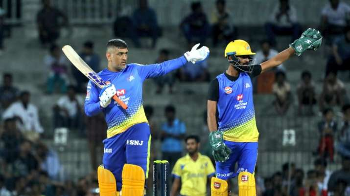 MS Dhoni was focused on getting ready for IPL: Balaji