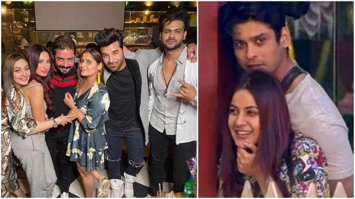 Sidharth Shukla, Shehnaz Gill skip Bigg Boss 13 reunion party hosted by Shefali Jariwala