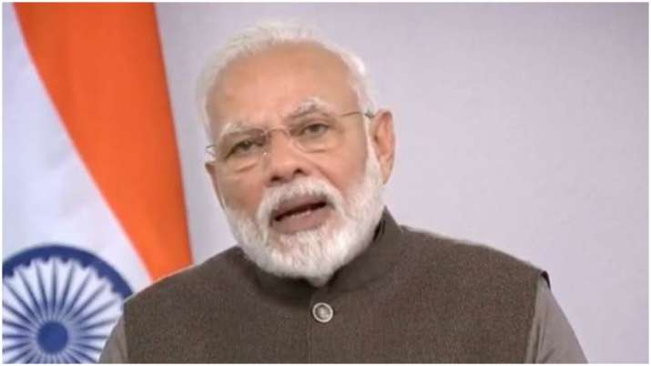 Prime Minister Narendra Modi handed over his social media accounts to women achievers
