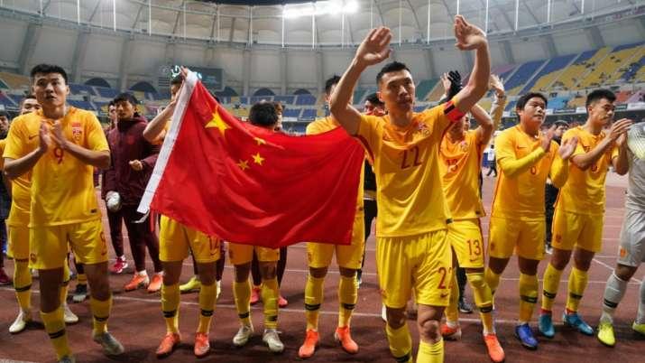 china, china football team, china coronavirus, china football, china football players, coronavirus,