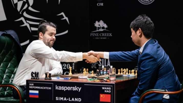 coronavirus, covid-19, fide, chess tournament, russia