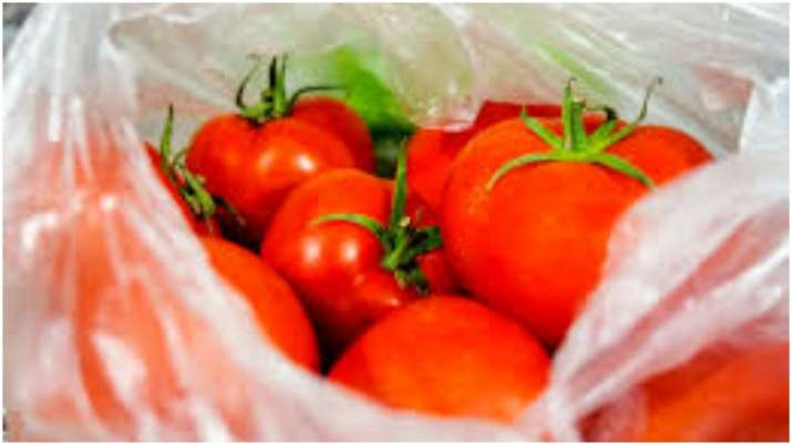 When will they learn: People carry tomatoes to get away with flouting lockdown rules