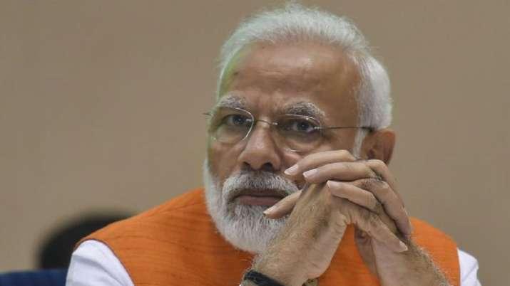 A file photo of PM Modi