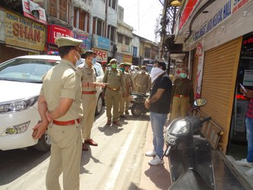 Uttar Pradesh Police registers over 2,800 FIRs, collects Rs