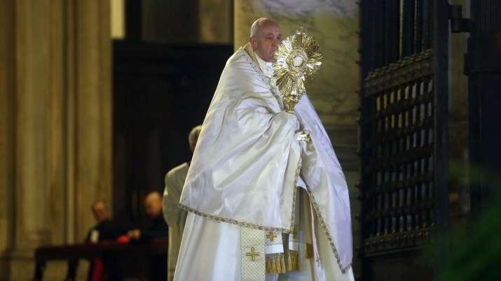 Pope Francis, Vatican, COVID19, coronavirus outbreak