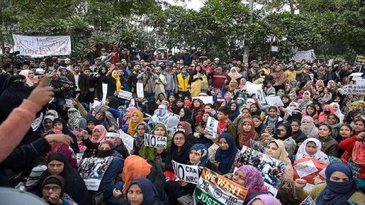 Women protesters vacate anti-CAA protest site in Aligarh