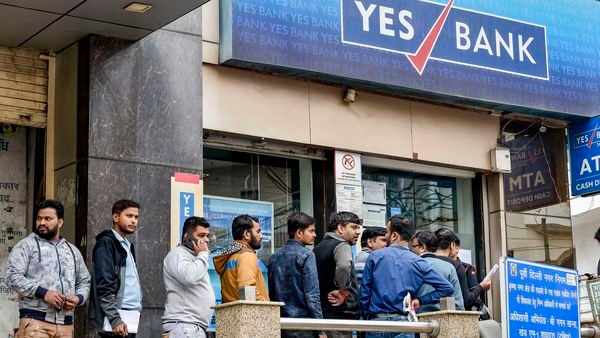 Yes Bank shares rally in 2nd consecutive session, up 28 per cent