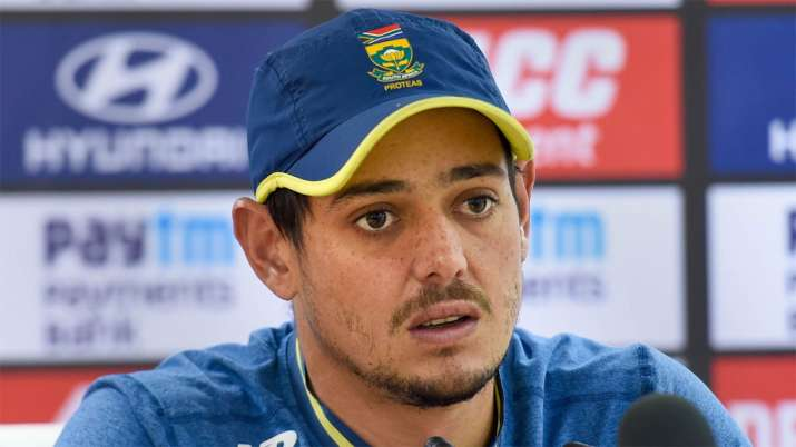 IND vs SA | Seniors like myself, Faf, Miller need to guide youngsters: Quinton de Kock