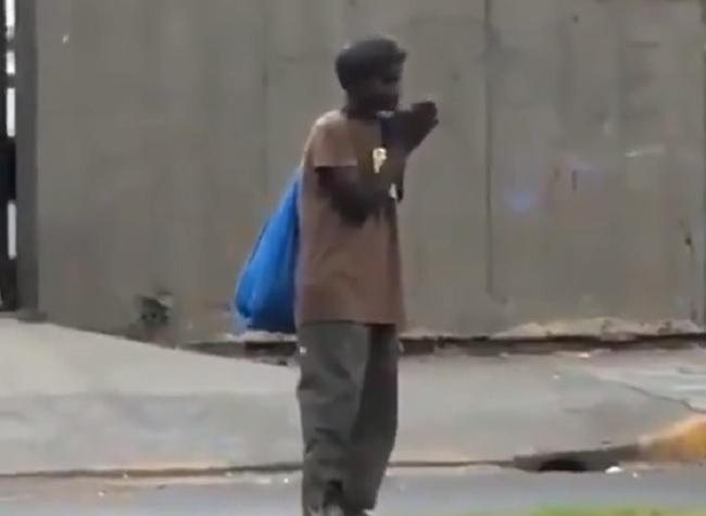 Virender Sehwag shares video of ragpicker saluting