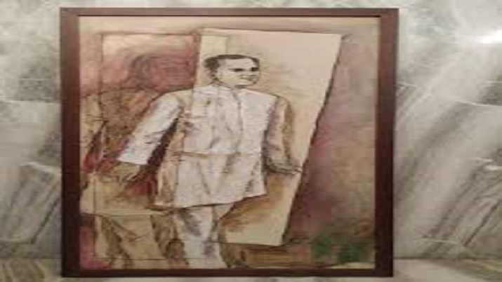 Why is a Rajiv Gandhi painting in spotlight of Yes Bank probe?