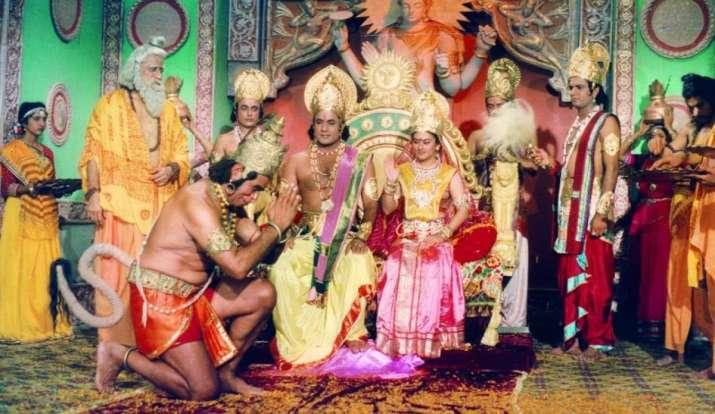 Prasar Bharti in talks to re-telecast Ramayan and Mahabharat thumbnail